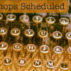 Fall 2013 Writing Workshops Now Scheduled