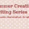 Summer Creative Writing Workshop Series – Los Angeles