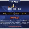 """""""The Read"""" A Call for Entries"""