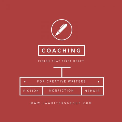 Coaching for Creative Writers