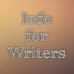 Information for Writers
