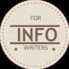 Info for Writers Logo