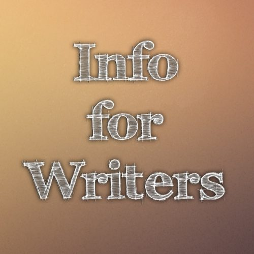 info-for-writers