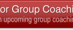 Sign up for Group Coaching