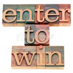 Writing Contest Logo - Enter to Win