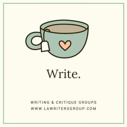 Writing and Critique Groups in Los Angeles