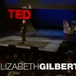 Elizabeth Gilbert at Ted Talks