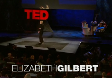 Elizabeth Gilbert Ted Talk: Your Elusive Creative Genius