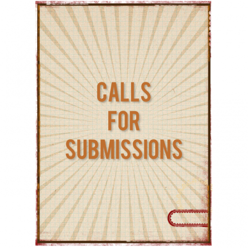 call for submissions for fiction and poetry