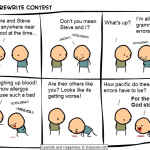 Allergic to Grammatical Errors