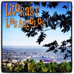 Literary Los Angeles logo by Los Angeles Writers Group