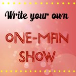 Write Your Own One-Man Show Class by LA Writers Group - Logo