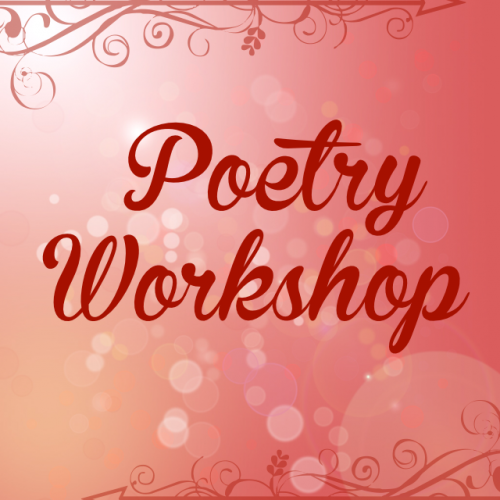 One-Day Poetry Workshop – Los Angeles – Date TBD