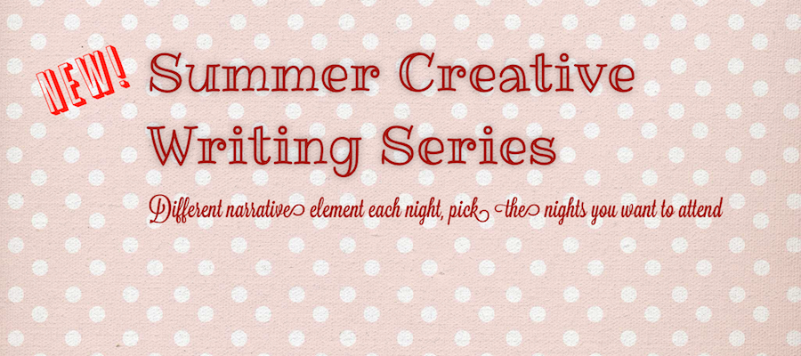 summer creative writing workshops