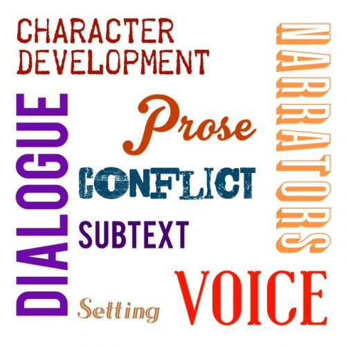 creative writing character development