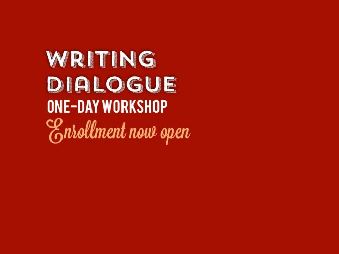 Fiction-workshop-writing-dialogue