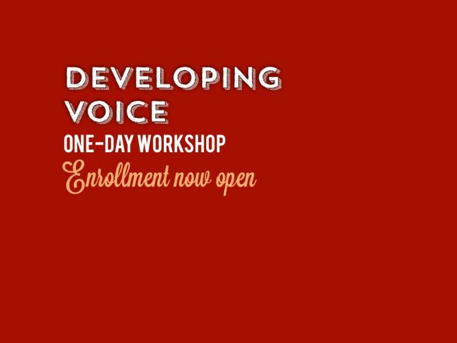 fiction-workshop-developing-voice