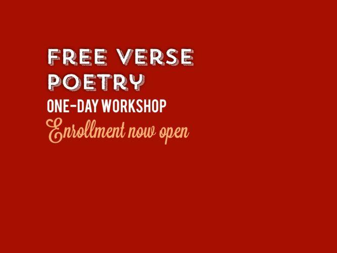 free-verse-poetry-workshop