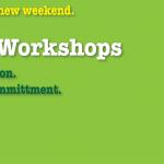 Sunday Creative Writing Workshops