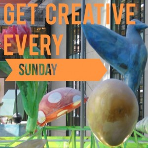 Generative Creative Writing Workshops on Sundays