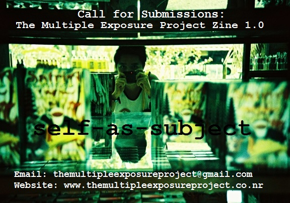 Call for Submissions: The Multiple eXposure Project Zine 1.0