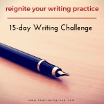 15-Day Writing Challenge