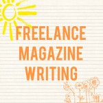 Freelance Magazine Writing Workshop