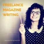 Freelance Magazine Writing Workshop