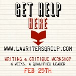 Get Help Here. Writing & Critique Workshop