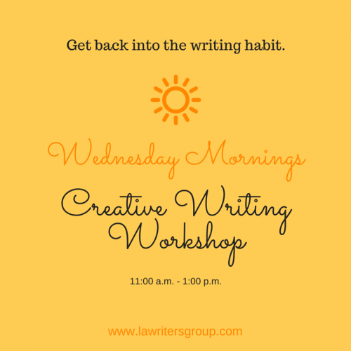 creative-writing-workshop-wednesdays