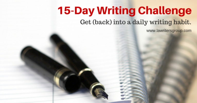 15-Day Writing Challenge (8)