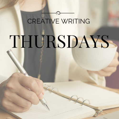 Creative Writing Workshops – Thursday Evenings
