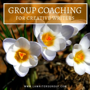 Group Coaching for Creative Writers