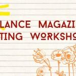 Freelance Magazine Writing Workshop in Los Angeles