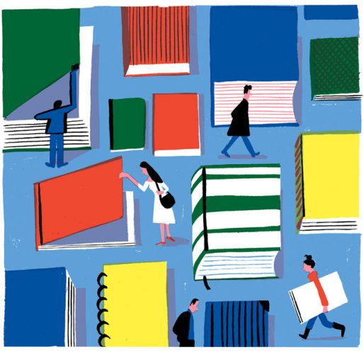 New York Times List of Notable Books for 2015