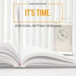 2016 Goal-Setting Sessions for Writers