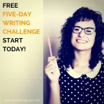 Free Five-Day Writing Challenge