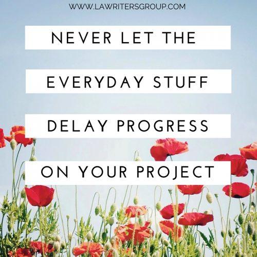 writing-progress