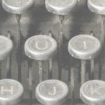 Writing Workshop - Typewriter