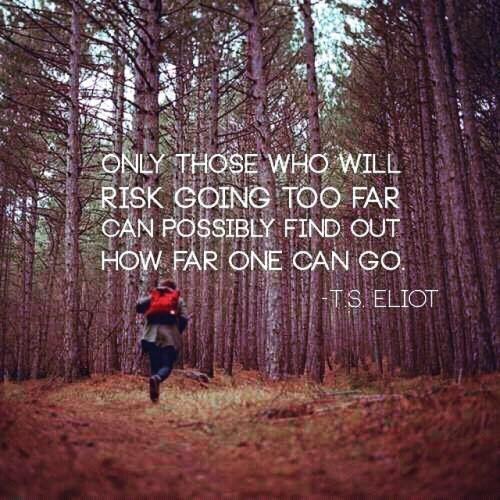 TS Elliot Quote – Far
