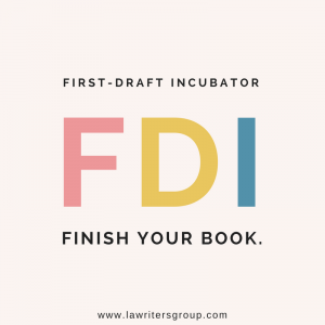 First Draft Incubator - Support Group for Writers