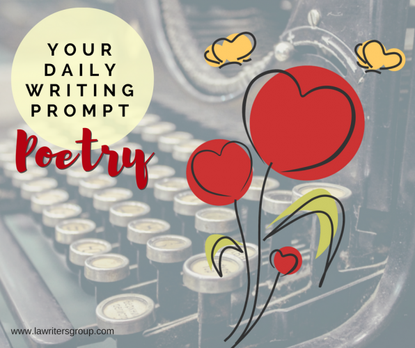 Writing Prompt for Friday 12/02/16