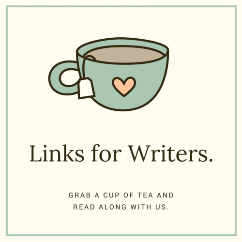 Interesting Links for Writers – 11/18/16