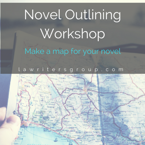 Novel Outlining Workshop FB