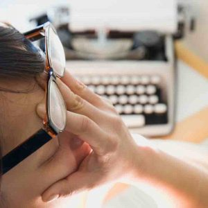 Writing a Book - Frustrated Writer