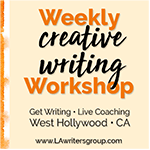 Weekly Creative Writing Workshop></a></td><td class=