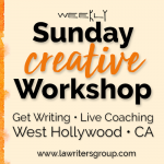 Sunday Creative Writing Workshop in Los Angeles