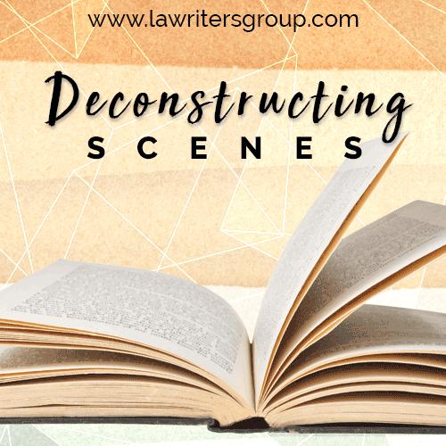 Deconstructing Scenes Workshop Series in Los Angeles
