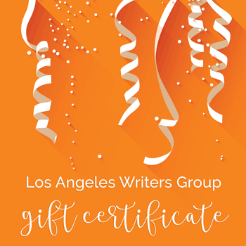 Writing Workshop Gift Certificates