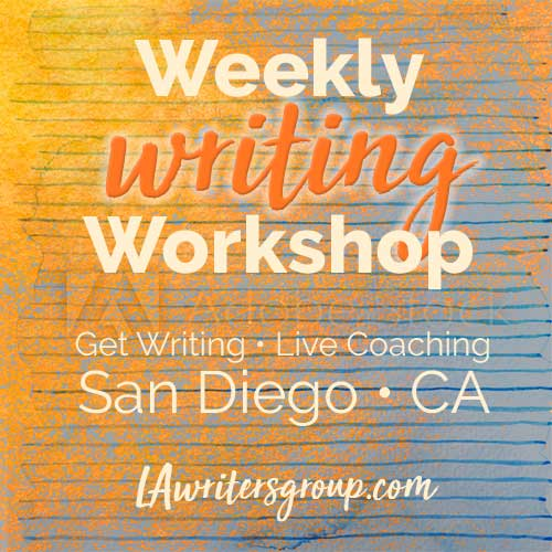Weekly Creative Writing Workshop in San Diego